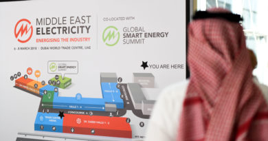 Middle East Electricity 2018, the show go on.