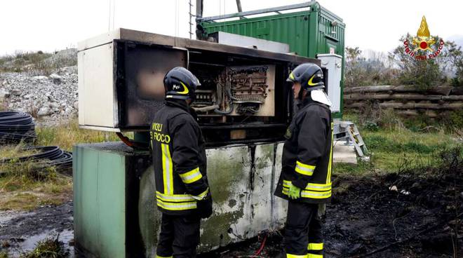 incendio generatore